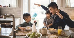 Don't just raise happy kids, but focus on making them responsible