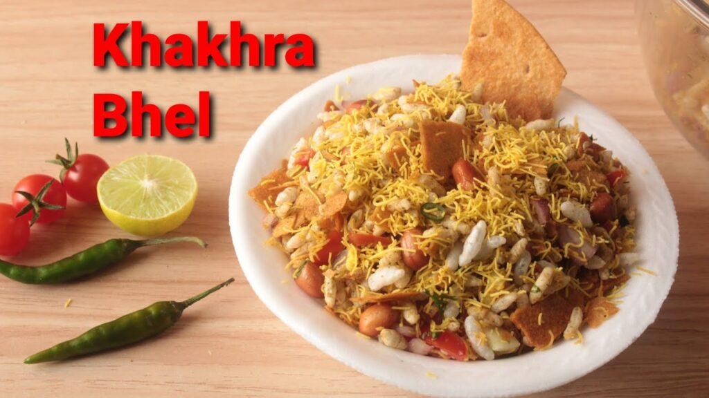 Khakara Bhel: