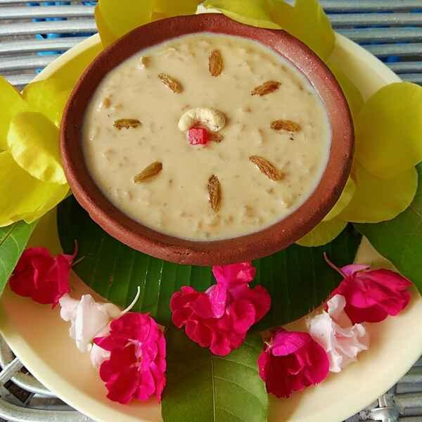 Nolen Gurer Payesh | Bengali Rice Payesh