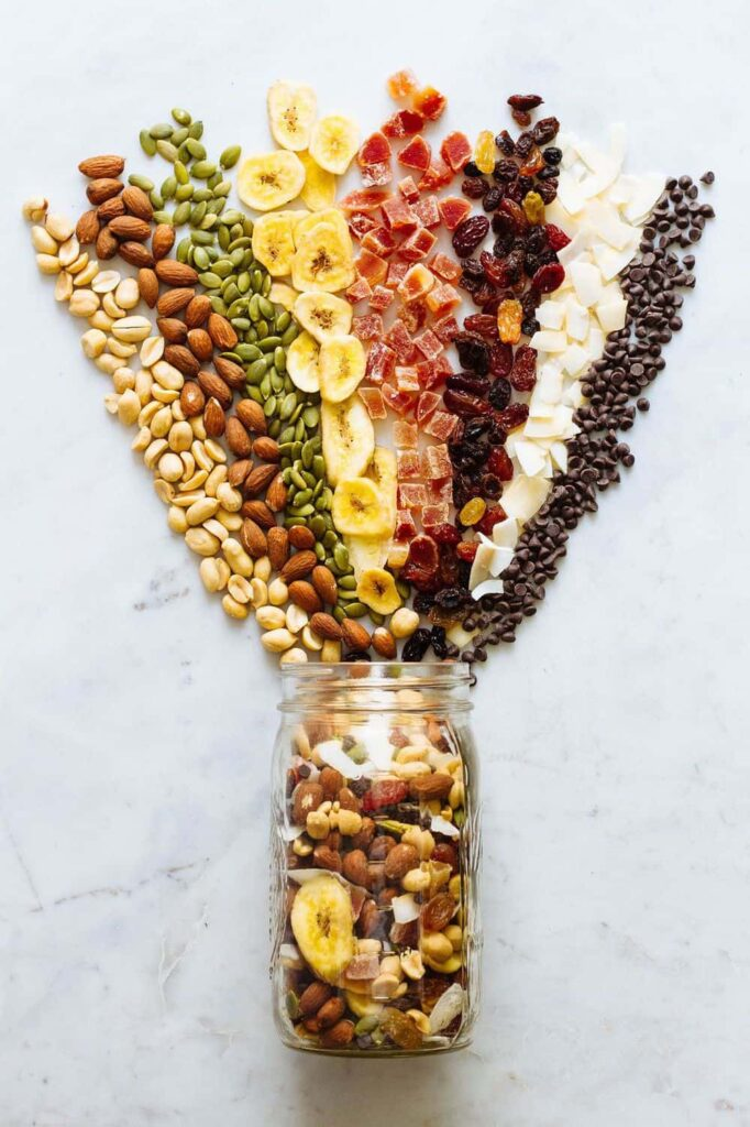How to make Trail Mix that is Healthy and Nutritious
