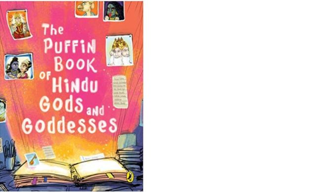 The Puffin Book of Hindu Gods and Goddess